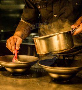 productie fotografie van food photography