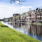 Linnaeuskade in Amsterdam Oost Watergraafsmeer